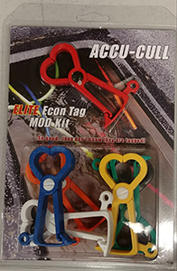 Accu-Cull ELITE ECON Tag MOD Kit (Front of package)