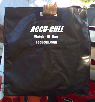 The Accu-Cull Weigh-IN Bag
